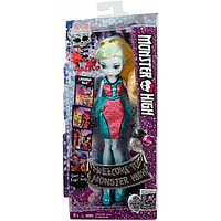 Welcome to Monster High Dance the Fright Away Лагуна Блу