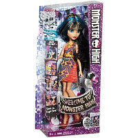 Welcome to Monster High Dance the Fright Away Клео де Нил