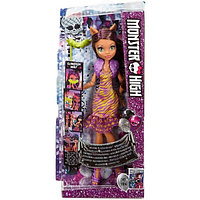 Welcome to Monster High Dance the Fright Away Клодин Вульф