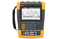 FLUKE 190-104 ScopeMeter 4 Channel 100 MHZ Color EU
