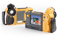 Fluke Ti55FT20/54/7.5 IR FlexCam Thermal Imager (IR-Fusion, 600ºC, 20/54 mm), 7.5 Hz