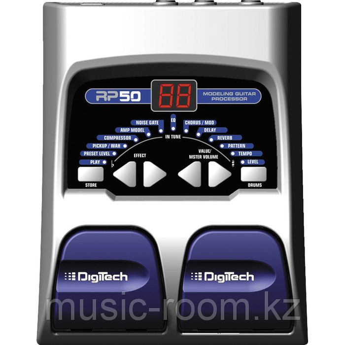 Процессор Digitech RP-50