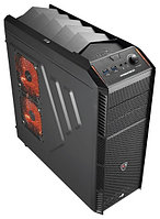 AeroCool Корпус XPredator X1 Black Edition Full-Tower ATX