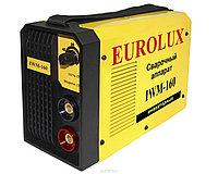 Инверторный сварочный аппарат IWM 160 Eurolux гарантия, доставка, купить в Алматы