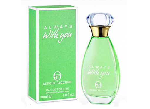Sergio Tacchini Always With You 30ml