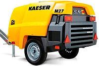 Компрессор пердвижной дизельный Kaeser M27 РЕ