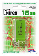 USB 3.0 флэш-накопитель Mirex CHROMATIC GREEN 16GB (ecopack)