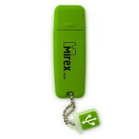 USB флэш-накопитель Mirex CHROMATIC GREEN 4GB (ecopack)