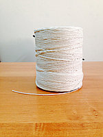 Шпагат отбеленный полированный диаметр 1,4мм, фото 1
