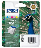 Картридж Epson C13T00101110 STYLUS PHOTO 1200 цветной