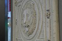 Декор керамический лев, фото 1