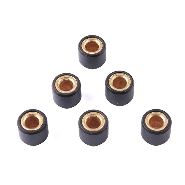 Грузики вариатора (6шт) 16*13 9,0гр. 139QMB, DIO