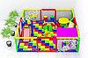 Детская игровая комната. Уютный дворик