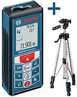Лазерный дальномер BOSCH GLM 80 + BS 150 06159940A1