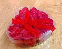 """Мыло """"Лепестки роз"""" красное, фото 1"""