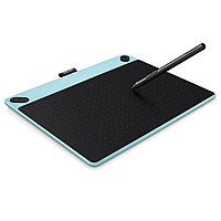 Графический планшет Wacom Intuos Art Medium Blue (CTH-690AB-N) Голубой/чёрный