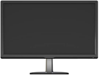 "Монитор 21.5"" Qmax M2267B Black 5ms LED"