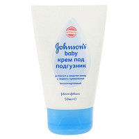 Крем под подгузник Johnson's baby 50ml