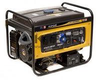 Бензиновый генератор KIPOR KGE 6500 Е/ЕЗ