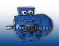 Электродвигатель 1,1 кВа  АИР80А4 IM1081 380B 1500 об/мин , фото 1