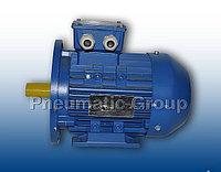 Электродвигатель 1,5 кВа АИР90L6 IM1081 380B  1000 об/мин, фото 1