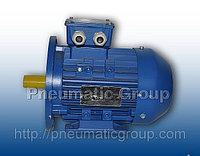 Электродвигатель 1,1 кВа АИР80В6 IM1081 380B 1000 об/мин, фото 1