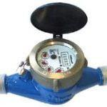 Домовой счетчик холодной воды СВХД 190мм