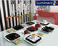 Сервиз Luminarc Authentic Black&White 30 пр. на 6 персон
