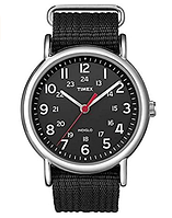 Мужские часы Timex Weekender Analog Canvas Strap Watch