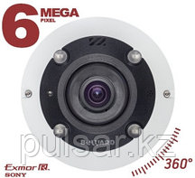 Fisheye IP камера BD3670FL2
