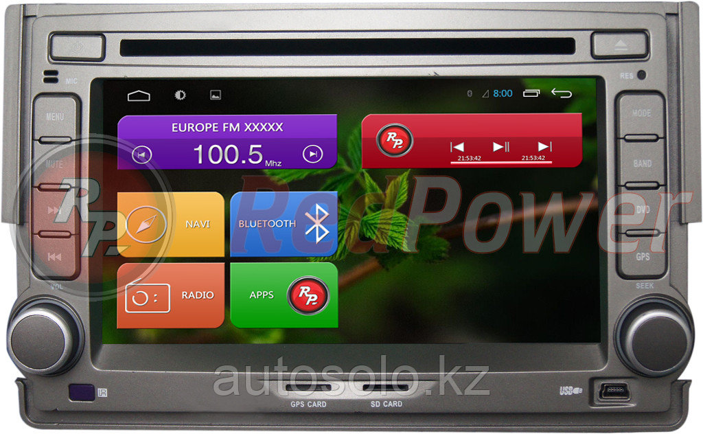 Магнитола Hyundai H1, Starex (Android)