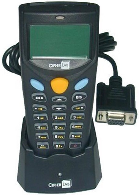 Терминал сбора данных CipherLab CPT8000L (laser)