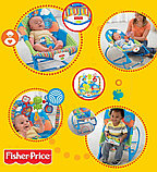 Кресло-шезлонг «Лягушонок» Fisher Price 7033, фото 4