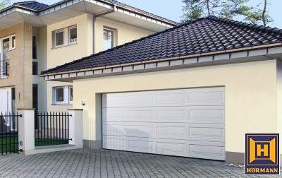 Ворота гаражные Hormann