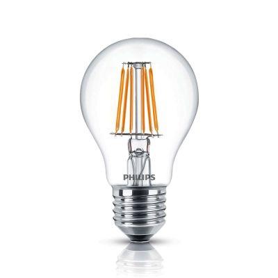 Филаментная LED лампа Philips «Fila» 4,3W 2700K