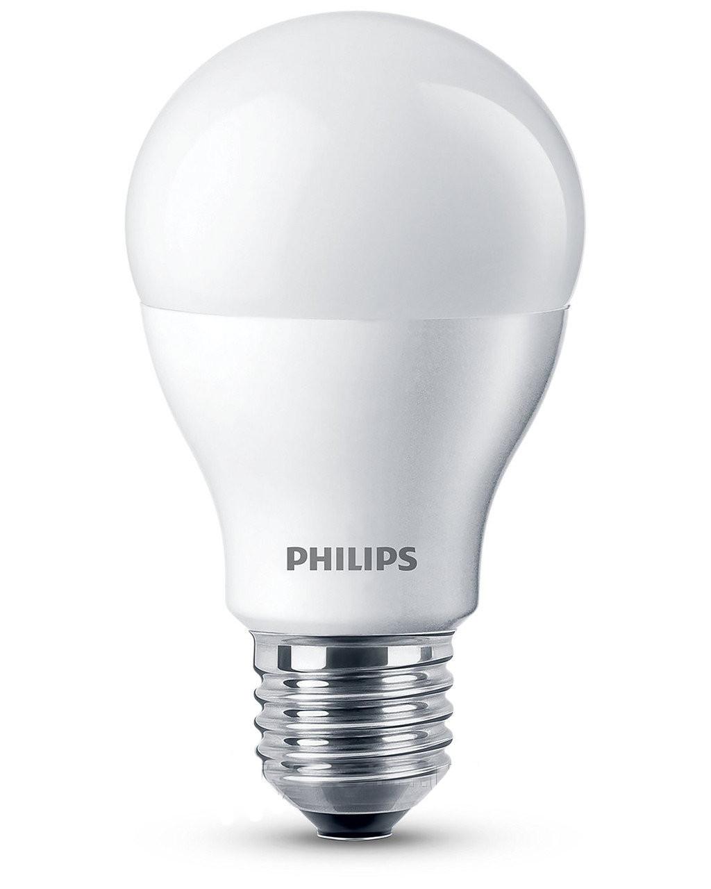 Лампа светодиодная Philips LEDBulb 6W 3000K