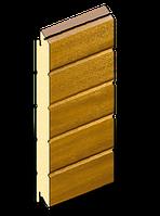 Сэндвич панели 500 мм золотой дуб