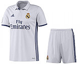 Детская домашняя форма Реал Мадрид (Real Madrid) сезон 2016-2017, фото 2