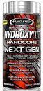 Жиросжигатель MuscleTech - Hydroxycut Hardcore Next Gen, 180 капсул