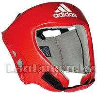 Шлем боксерский Adidas (красный)