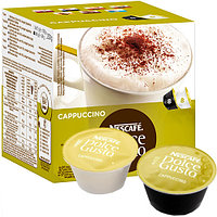 Капсулы Nescafe Dolce Gusto, Капучино, 16 шт.