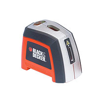 Лазерный уровень Black&Decker BDL120, для вертикальной и горизонтальной проекции