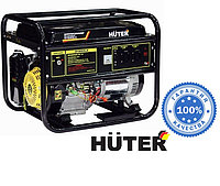 Электрогенератор бензиновый HUTER DY8000LX  ( с электростартером) 6,5 кВт, фото 1