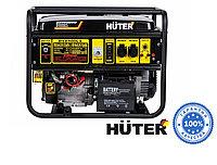 Электрогенератор бензиновый HUTER DY6500LX 5 кВт, фото 1