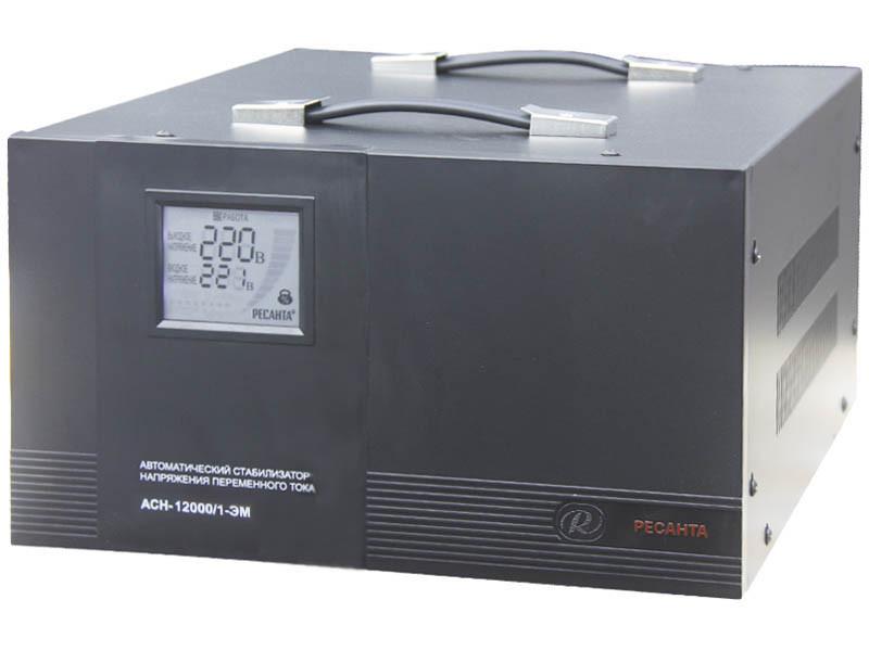 ACH-12000/1-ЭМ электромеханический однофазный
