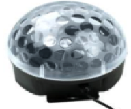 Daus Led Crystal Ball