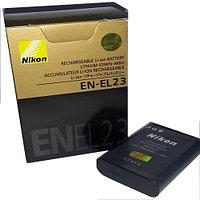 Аккумулятор Nikon EN-EL23