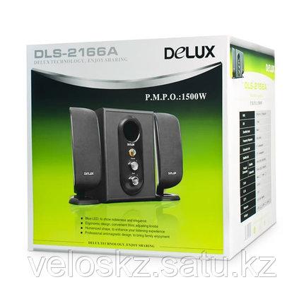 Колонки Delux DLS-2166JB, фото 2