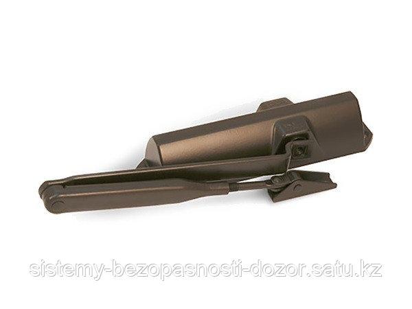 Доводчик двери со складным рычагом до 120 кг TS Compakt EN 2/3/4 (коричневый)