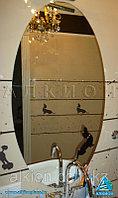Зеркала настенные с фьюзинг-декорами